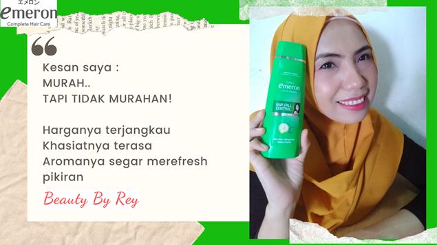 review emeron shampo
