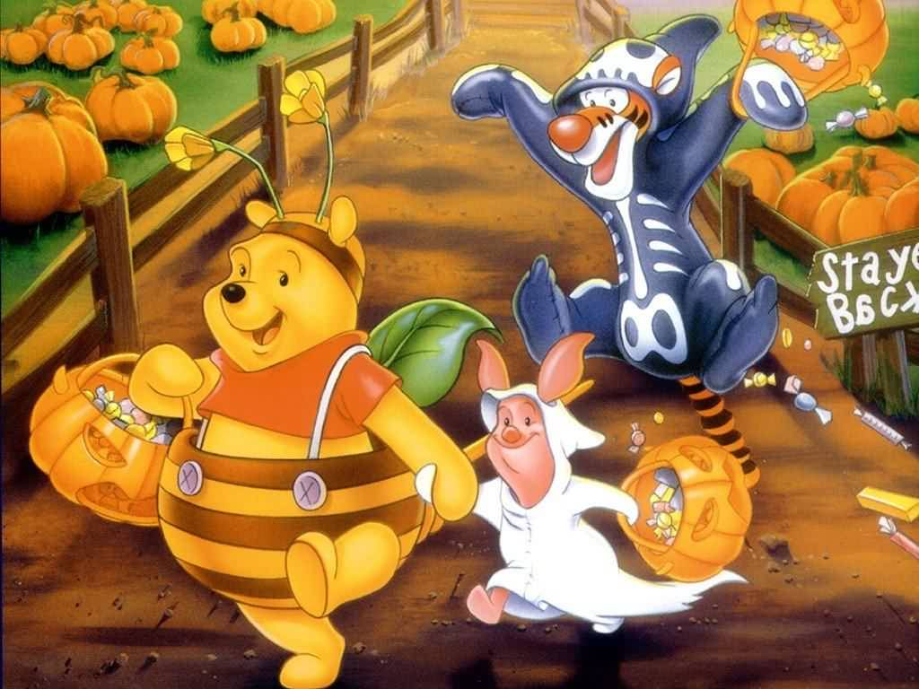 q 版 winnie the pooh