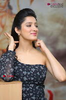 Telugu Actress Richa Panai Stills in One Shoulder Floral Long Dress at Rakshaka Bhatudu Movie Interview  0257.JPG