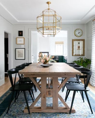 How To Decorate A Comfortable And Easy Dining Room