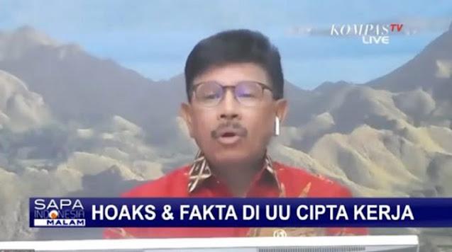 """Kalau Pemerintah Bilang Hoax, Ya Hoax!"", Menkominfo Dibully Netizen: Negara Demokrasi tapi Mirip Komunis"
