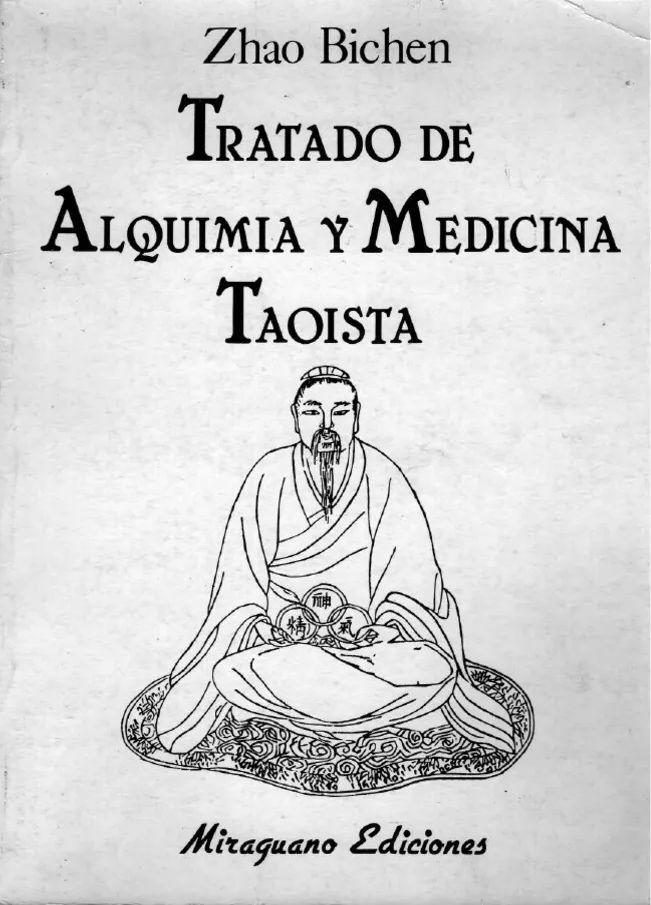 Tratado de Alquimia y Medicina Taoísta de Zhao Bichen