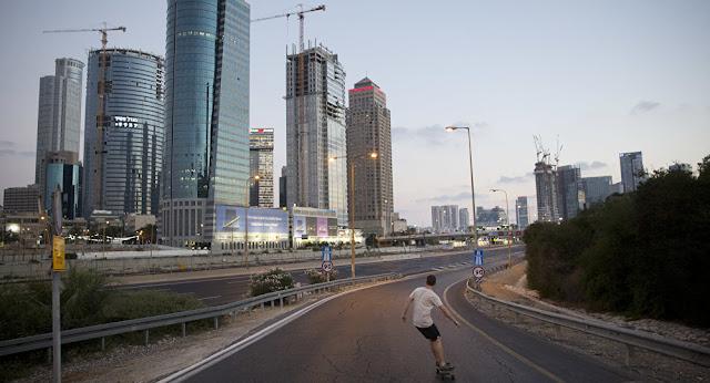 الأردن يدين موافقة إسرائيل على مد قطار بين تل أبيب والقدس