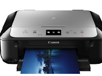 Canon PIXMA MG6852 For Linux, Windows, Mac