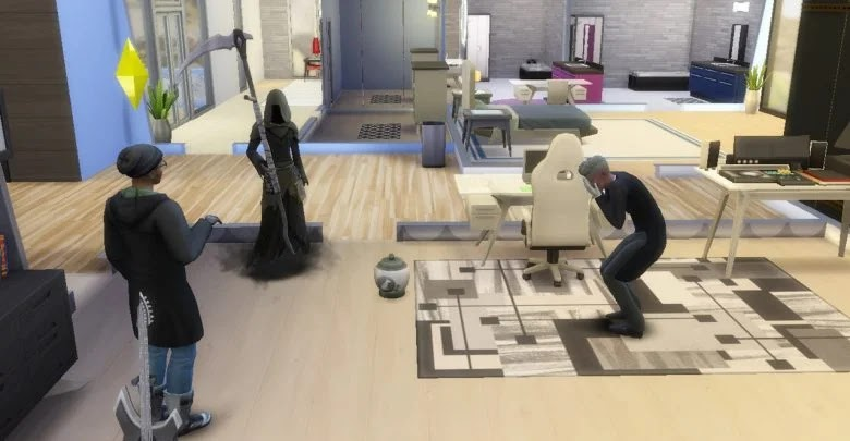 How to make death a part of your family in The Sims 4