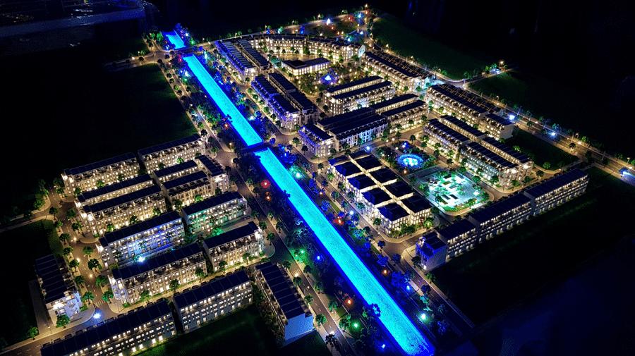 Khu đô thị kiểu mẫu phải đảm bảo được chất lượng sống tốt cho cư dân.