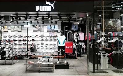jual sepatu Puma ori Surabaya