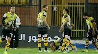 المقاولون العرب تحقق الفوز على نادي الجونة بهدفين في مباراة الجولة السادسه من الدوري المصري