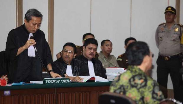 JPU Kasus Ahok Dilaporkan ke Komisi Kejaksaan