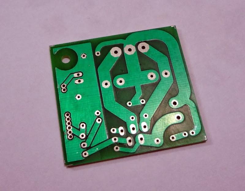 DIY Audio Amplifier Blog  : LM1875 PCB / TDA2050 PCB
