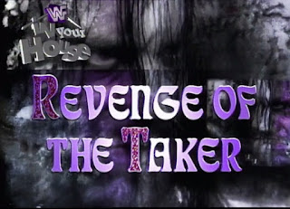 WWE / WWF - In Your House 14: Revenge of Taker