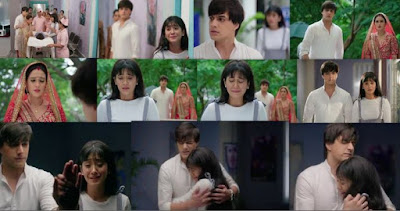 "Yeh Rishta Kya Kehlata Hai Episode 17th August 2019 Written Update "" What Kartik Got Married Naira-Kartik Hug """