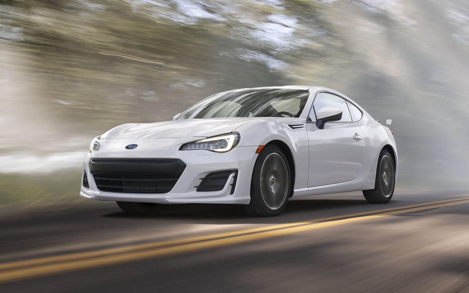 Subaru BRZ 2017 có vẻ ngoài đậm chất đua, nhưng giá lại vô cùng rẻ