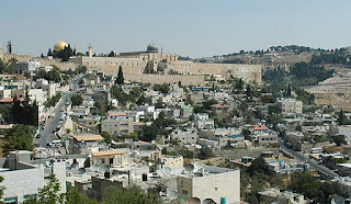 Upper part of Silwan
