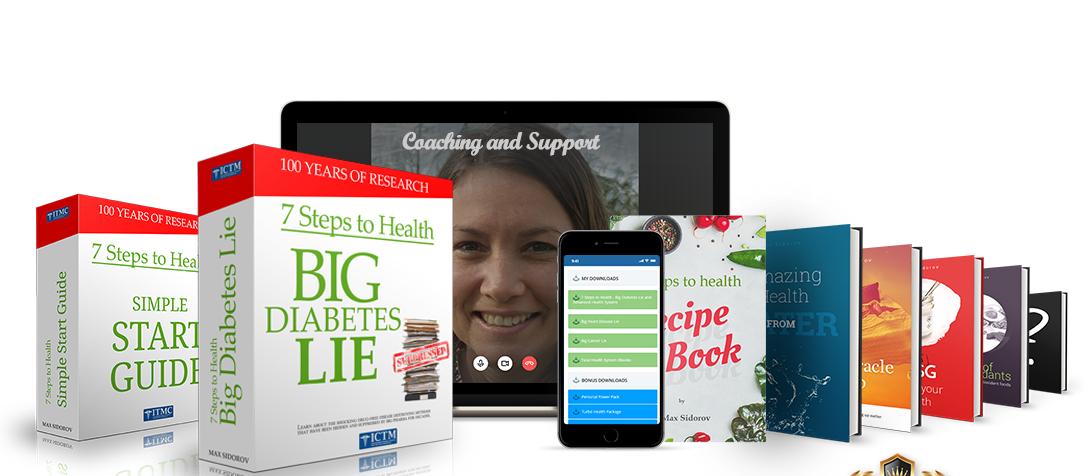 Big Diabetes Lie eBook