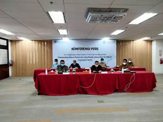 Jelang Idul Fitri 1442 H/2021, Bank Indonesia Pematangsiantar Siapkan Rp 2,37 Triliun