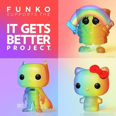 Lista de figuras Funko POP Pride 2020
