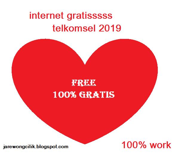 Kode Terbaru Paket Internet Gratis Telkomsel 2019