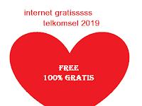 Kode  Paket Internet Gratis Telkomsel 2019 Terbaru