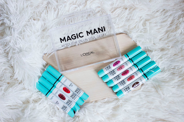 Magic Mani L'Oréal