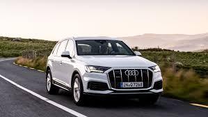 Audi Q7 versatilidad