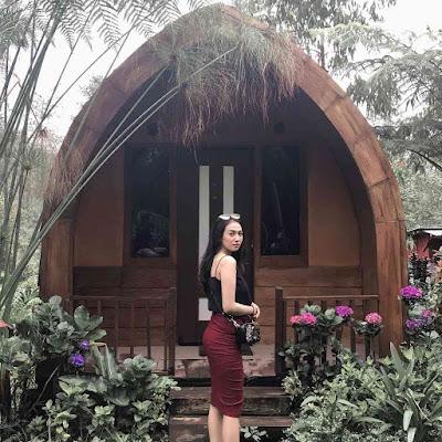 Spot Rumah Pagupon Coban Talun Malang