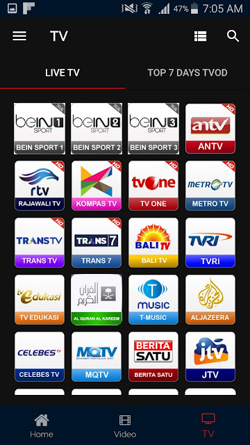 Download UseeTV GO Apk