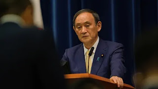 """Japan PM Suga say """"No Spectators""""  under the state of emergency during the Olympics Games"""