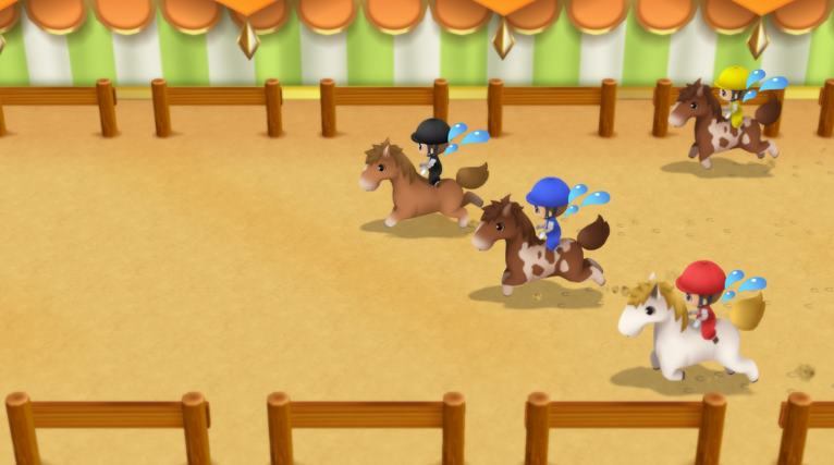 Story of Seasons Friends of Mineral Town pc full español