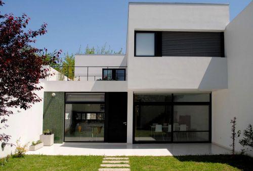 contoh gambar model rumah minimalis modern