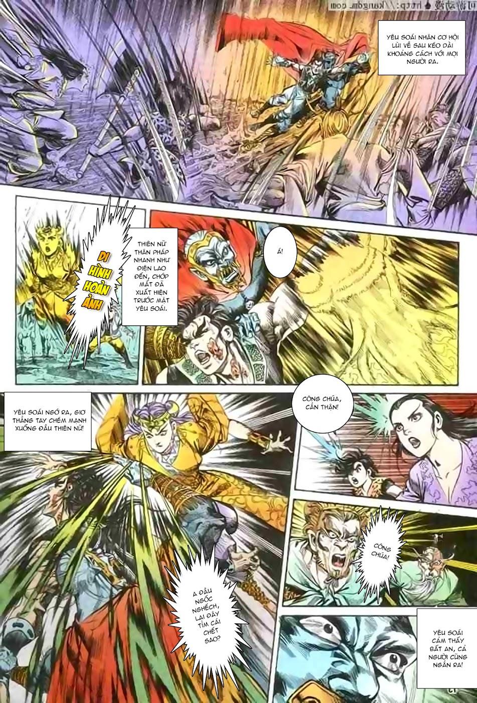 Cơ Phát Khai Chu Bản chapter 110 trang 13