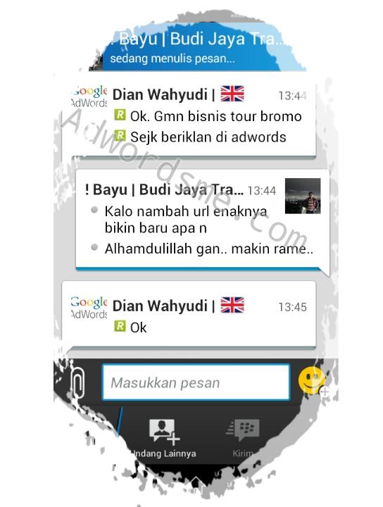 testimoni iklan klien google adwords
