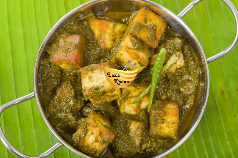 Methi Malai Paneer Recipe in Hindi