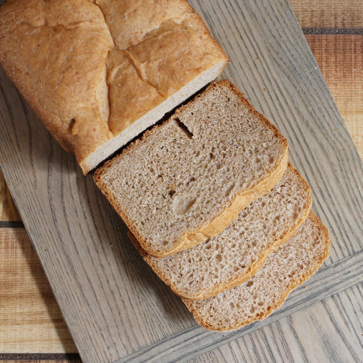 Using Hard Wheat In Cake