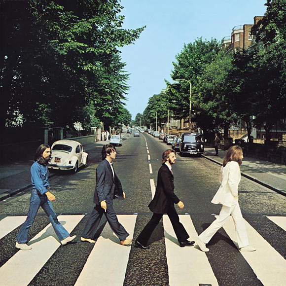 Il y a 50 ans, les Beatles traversaient Abbey Road