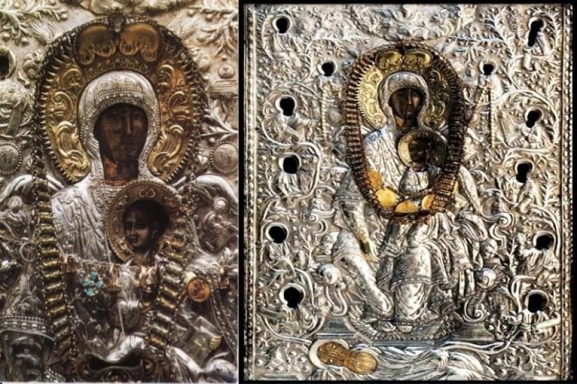 Την Παναγία Μυροβλύτισσα πανηγυρίζουν από σήμερα στην Ξάνθη