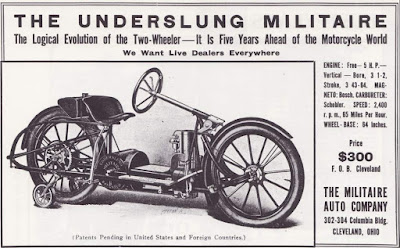 The Underslung Militaire
