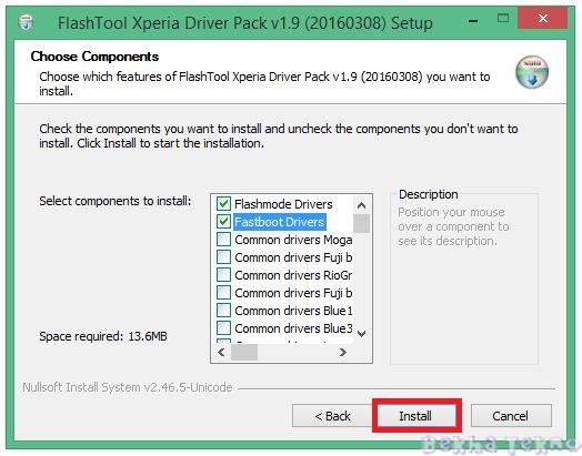 Sukses! Cara Flashing Sony Xperia Z1 Docomo (SO-01F) Via Flashtool