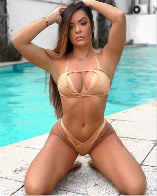 Denise Dias a evangélica  sensual