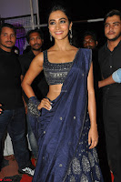 Pooja Hegde choli saree at DJ Duvvada Jaggannadham music launch ~  Exclusive 130.jpg