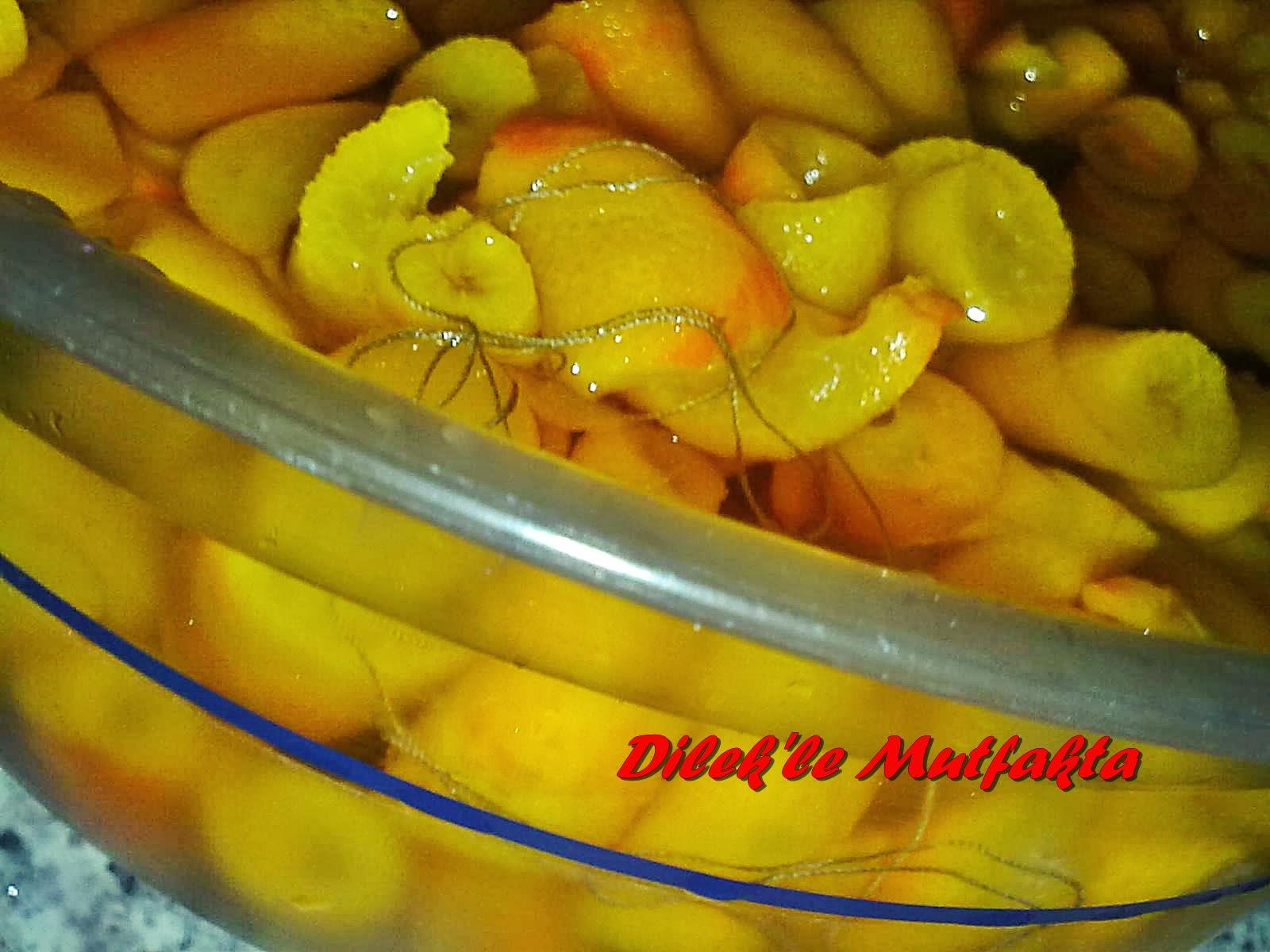 Portakaldan reçel: tatlılar sevenler için