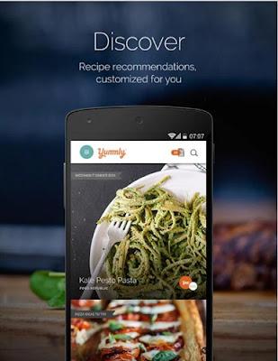 aplikasi android hobi masak