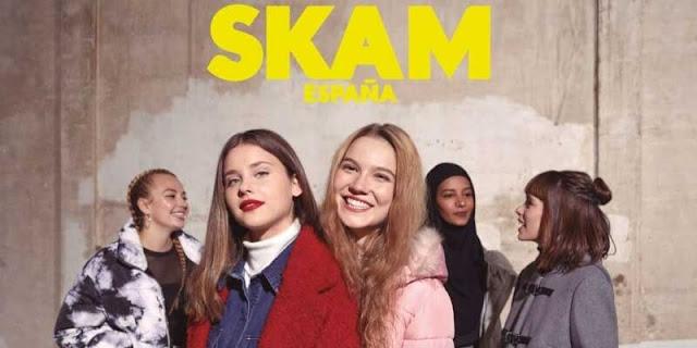 'Skam España' (3T) (Domingo 12)