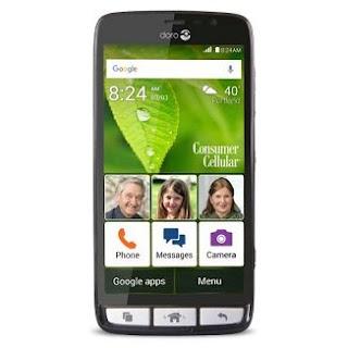 Consumer Cellular Doro 824 SmartEasy