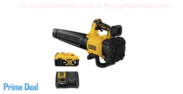 DEWALT DCBL722P1 Blower, Black/Yellow