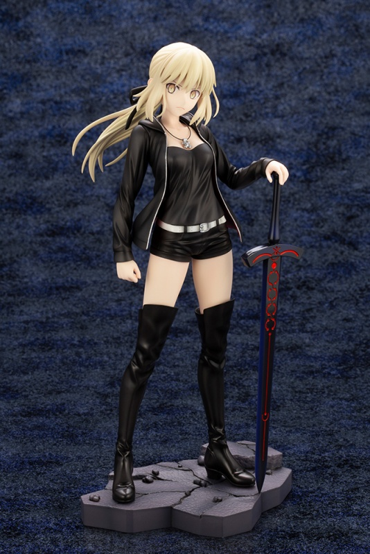 Figura de Saber/Altria Pendragon [Alter] Casual Ver. 1/7 de Fate/Grand Order, Kotobukiya