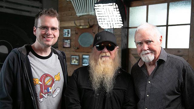 Mike McGuff, Dusty Hill, Pat Fant