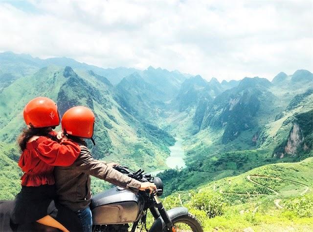 Tạm xa thành phố ồn ào, lên Hà Giang tận hưởng không khí mát mẻ, tĩnh lặng