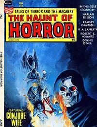 The Haunt of Horror Comic