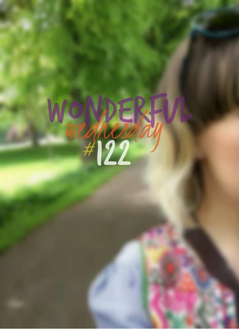 Wonderful Wednesday #122